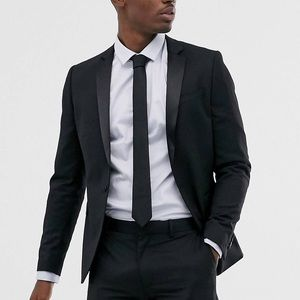 Skinny Tuxedo Jacket